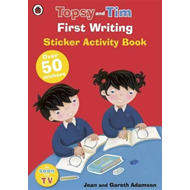 First Writing: A Ladybird Topsy and Tim Sticker Book (BOK)