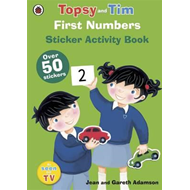 First Numbers: A Ladybird Topsy and Tim sticker book (BOK)