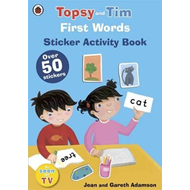 First Words: A Ladybird Topsy and Tim Sticker Book (BOK)
