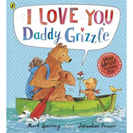 I Love You Daddy Grizzle (BOK)