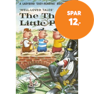 Produktbilde for Well-loved Tales: The Three Little Pigs (BOK)