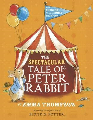 Spectacular Tale of Peter Rabbit (BOK)