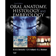 Oral Anatomy, Histology and Embryology (BOK)