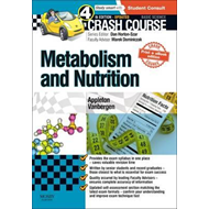 Crash Course: Metabolism and Nutrition: Updated Print + eBoo (BOK)