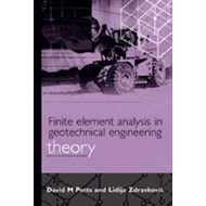 Finite Element Analysis in Geotechnical Engineering: Volume One - Theory (BOK)