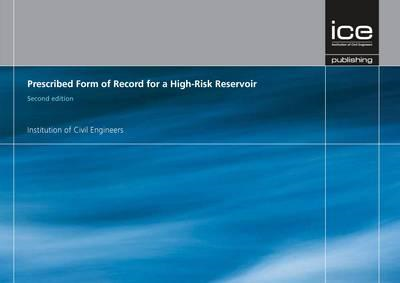 Prescribed Form of Record for a Large Raised Reservoir (BOK)