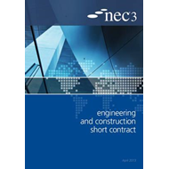 NEC3 Engineering and Construction Short Contract (ECSC) (BOK)