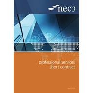 NEC3 Professional Services Short Contract (PSSC) (BOK)