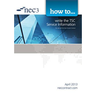 How to Write the TSC Service Information (BOK)
