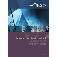 NEC3 Term Service Short Contract Guidance Notes and Flow Cha (BOK)
