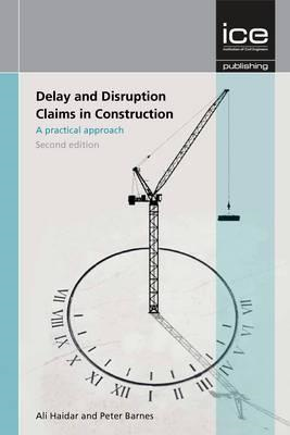 Delay and Disruption Claims in Construction (BOK)