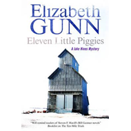 Eleven Little Piggies (BOK)