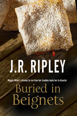 Buried in Beignets: A New Murder Mystery Set in Arizona (BOK)