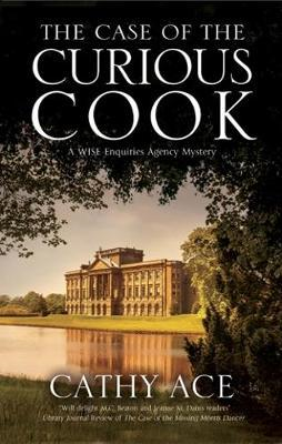 Case of the Curious Cook (BOK)