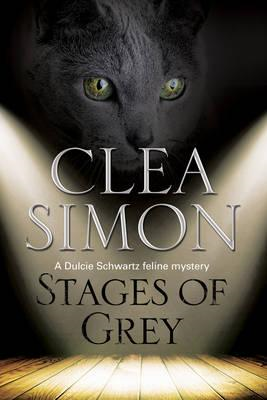 Stages of Grey: A Feline-Filled Academic Mystery (BOK)