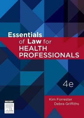 Essentials of Law for Health Professionals (BOK)