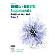 Herbs and Natural Supplements, Volume 1 (BOK)