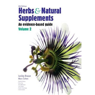 Herbs and Natural Supplements, Volume 2 (BOK)