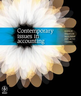 Contemporary Issues in Accounting (BOK)