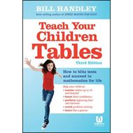 Teach Your Children Tables (BOK)