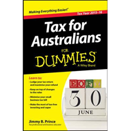 Tax for Australians For Dummies (BOK)