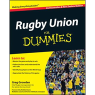 Rugby Union for Dummies (BOK)