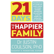 21 Days to a Happier Family (BOK)
