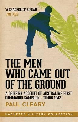 Men Who Came Out of the Ground (BOK)