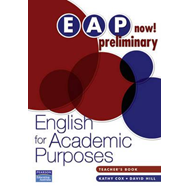 EAP Now!: Preliminary Teacher's Book (BOK)