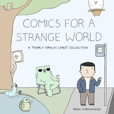 Comics For A Strange World (BOK)