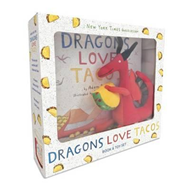 Dragons Love Tacos Book and Toy Set (BOK)