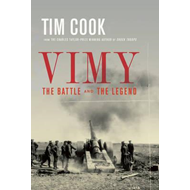 Vimy: The Battle And The Legend (BOK)
