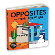 Opposites with Frank Lloyd Wright (BOK)