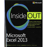 Microsoft Excel 2013 Inside Out (BOK)