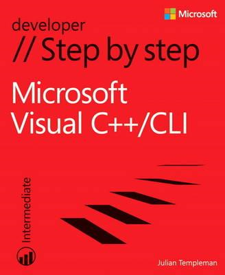 Microsoft Visual C++/CLI Step by Step (BOK)