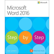 Microsoft Word 2016 Step By Step (BOK)