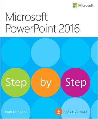 Microsoft PowerPoint 2016 Step by Step (BOK)