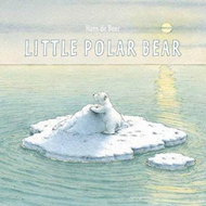 Little Polar Bear Board Book (BOK)