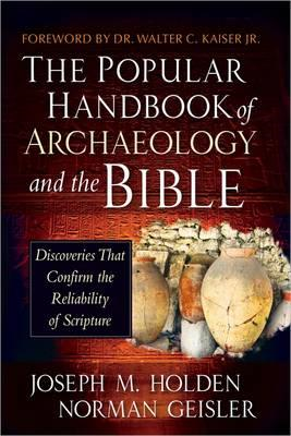 Popular Handbook of Archaeology and the Bible (BOK)
