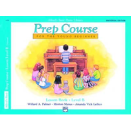 Alfred's Basic Piano Prep Course - Lesson B (BOK)