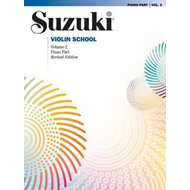 Suzuki Violin School, Volume 2 (BOK)