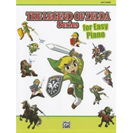 Produktbilde for Legend of Zelda for Easy Piano (BOK)
