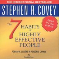 The 7 Habits Of Highly Effective People (LYDBOK)