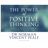The Power of Positive Thinking (LYDBOK)