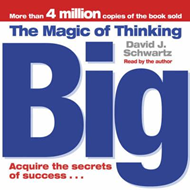 The Magic of Thinking Big (LYDBOK)