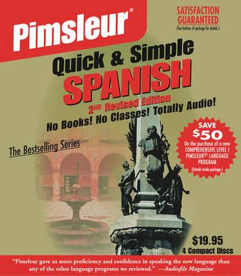 Spanish Quick and Simple (BOK)