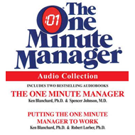 The One Minute Manager Audio Collection (LYDBOK)
