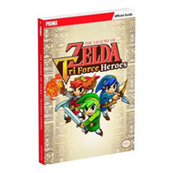 Legend of Zelda: Tri Force Heroes Standard Edition Guide (BOK)
