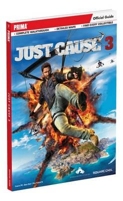 Just Cause 3 Standard Edition Guide (BOK)