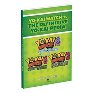 Yo-kai Watch 2: The Definitive Yo-kai-pedia (BOK)